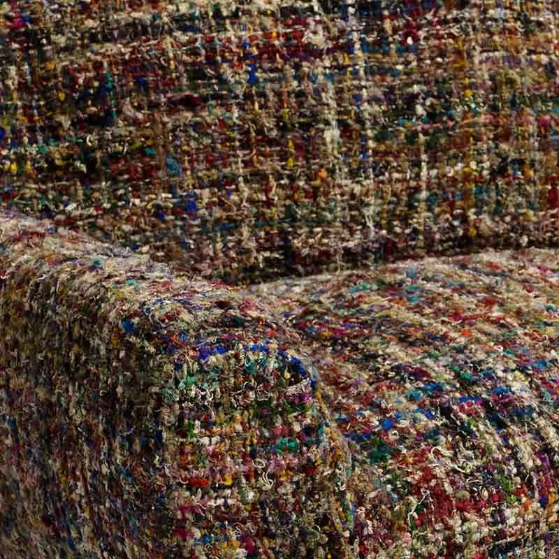 chindi fabric chair by Nordal