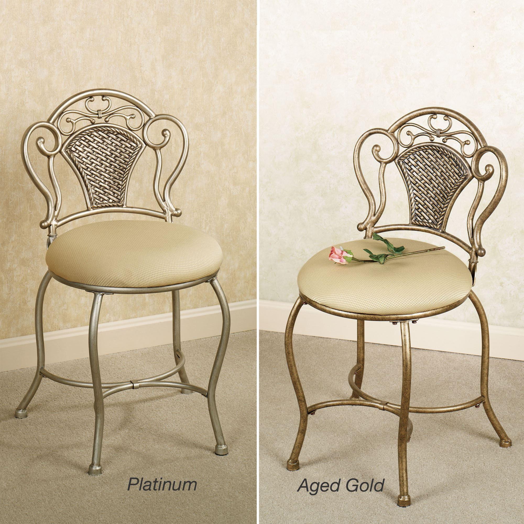 Gold Eitelkeit Stuhl Überprüfen Sie mehr unter http://stuhle.info