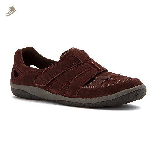 Clarks Women's Teffa Adorn Oxblood Nubuck Sneaker 9 B (M) cT3MNa9