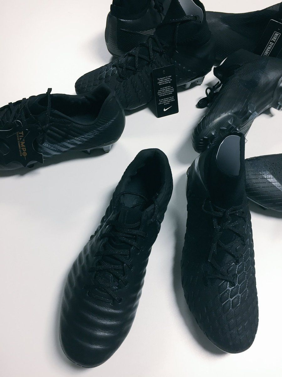 Black Ops pack from Nike Soccer