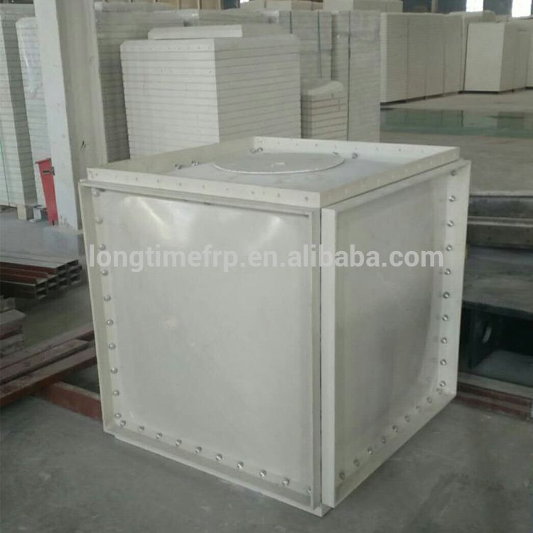 Large Fiberglass Containers Agriculture Plastic Irrigation Water Tank Water Tank Irrigation Manufacturing