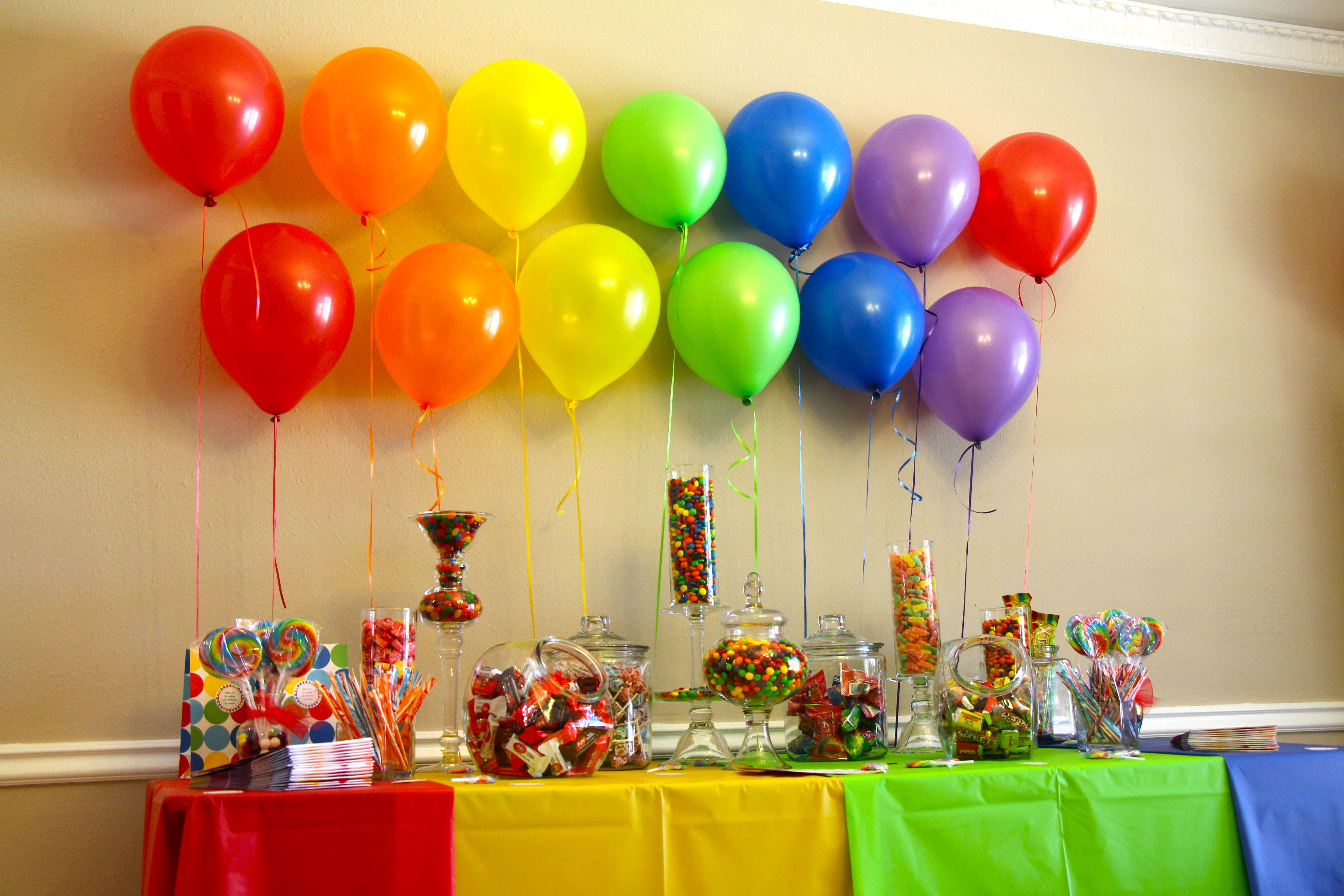 Candy Bar! Have the kids make their own favor bag to go! | Party ...