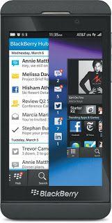 Blackberry Z10 Android прошивка