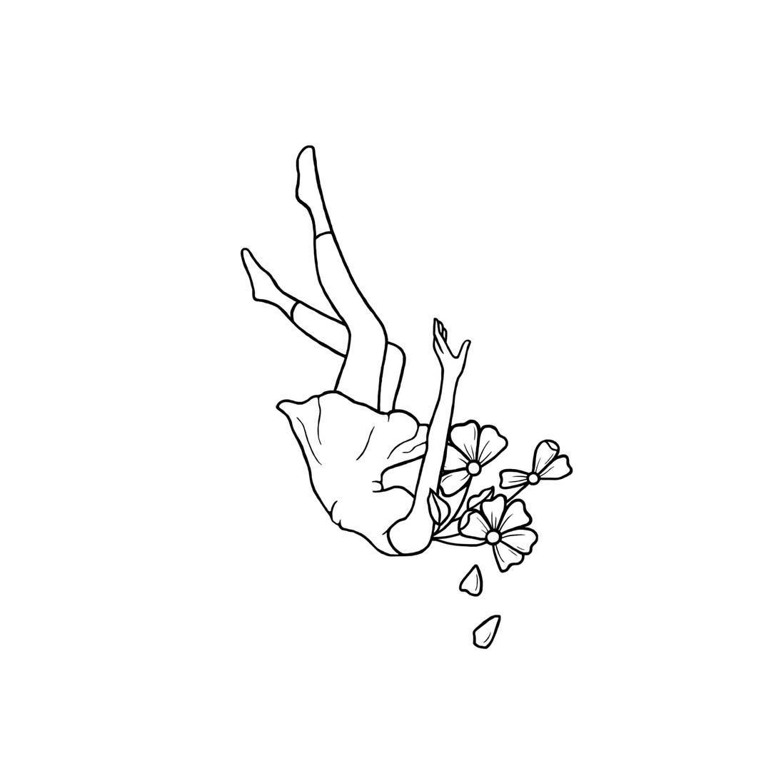Think Of Those Flowers You Plant In The Garden Each Year They Will Teach You Tha Art Drawings Cool Art Drawings Aesthetic Drawing
