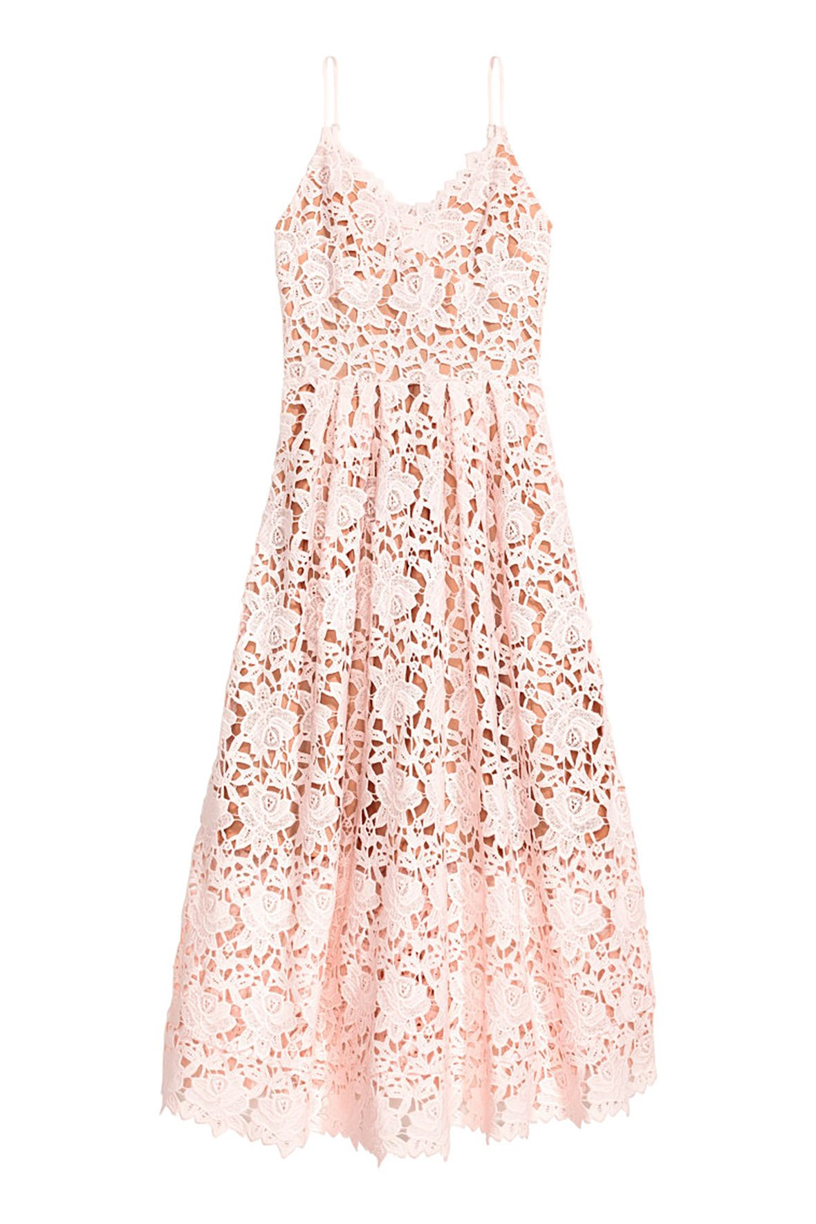 Lace Dress - Poor Little It Girl Weekly Weakness - H&M | FashionBox ...