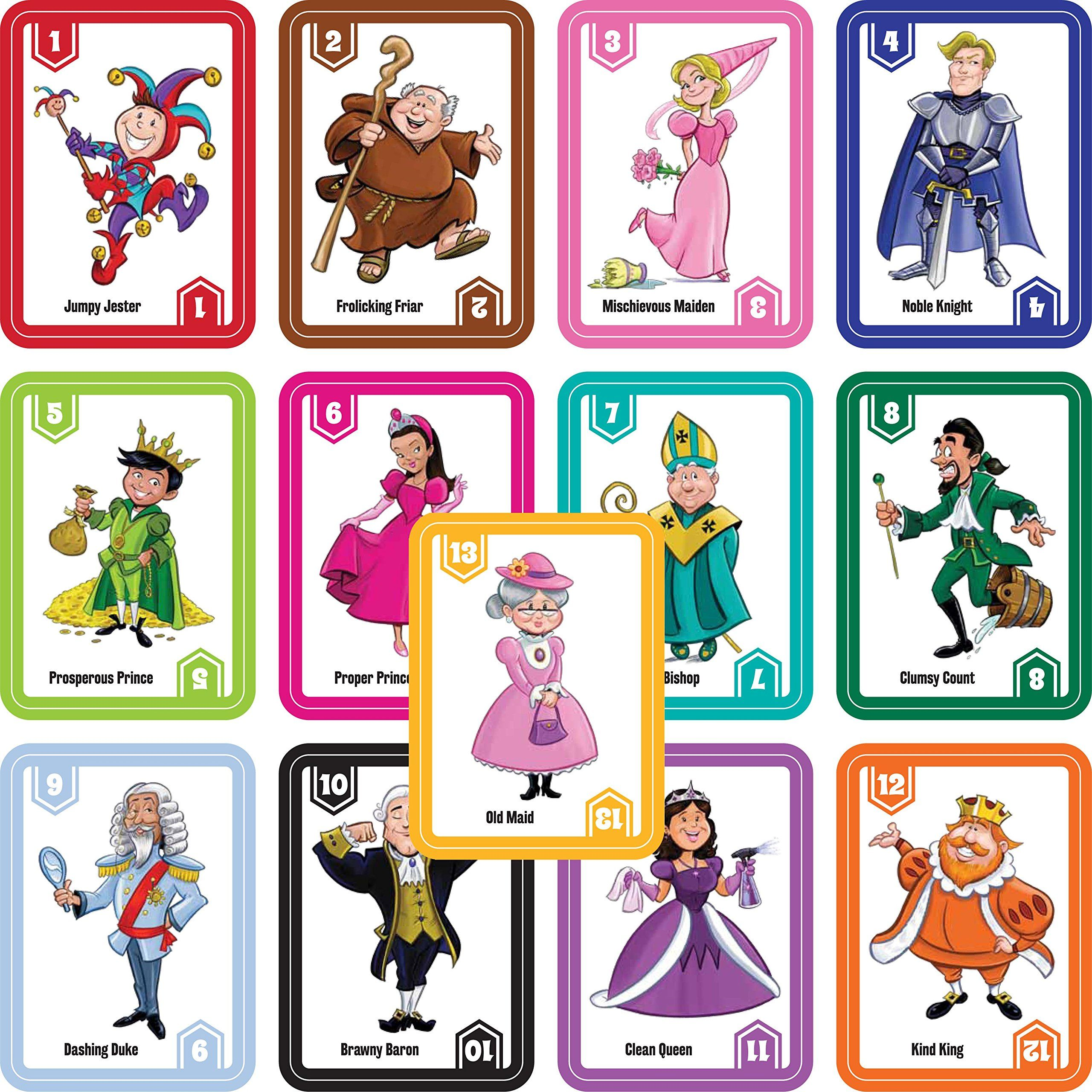 Continuum Games Old Maid Board Games Be Sure To Check Out This Awesome Product This Is An Affiliate Link Gadgetsfor Classic Card Games Card Games Games