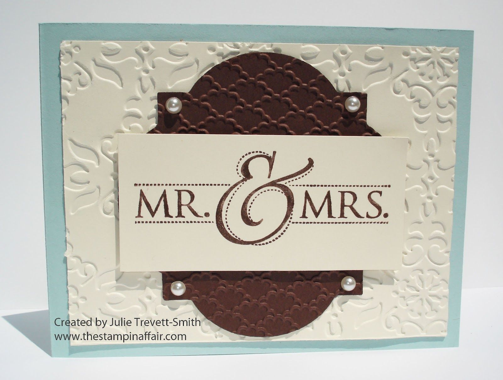 the stampin' affair  with images  paper crafts card