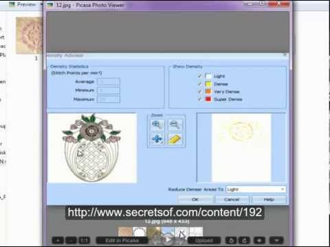 5d Embroidery And The Majestic Hoop Tutorial Promo Mp4 Viking