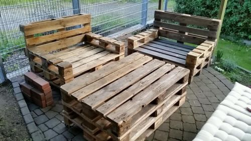 gartenm bel bank europalette garden lounging pinterest europalette b nke und gartenmoebel. Black Bedroom Furniture Sets. Home Design Ideas