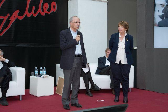 cerimonia finale Premio Galileo 2014