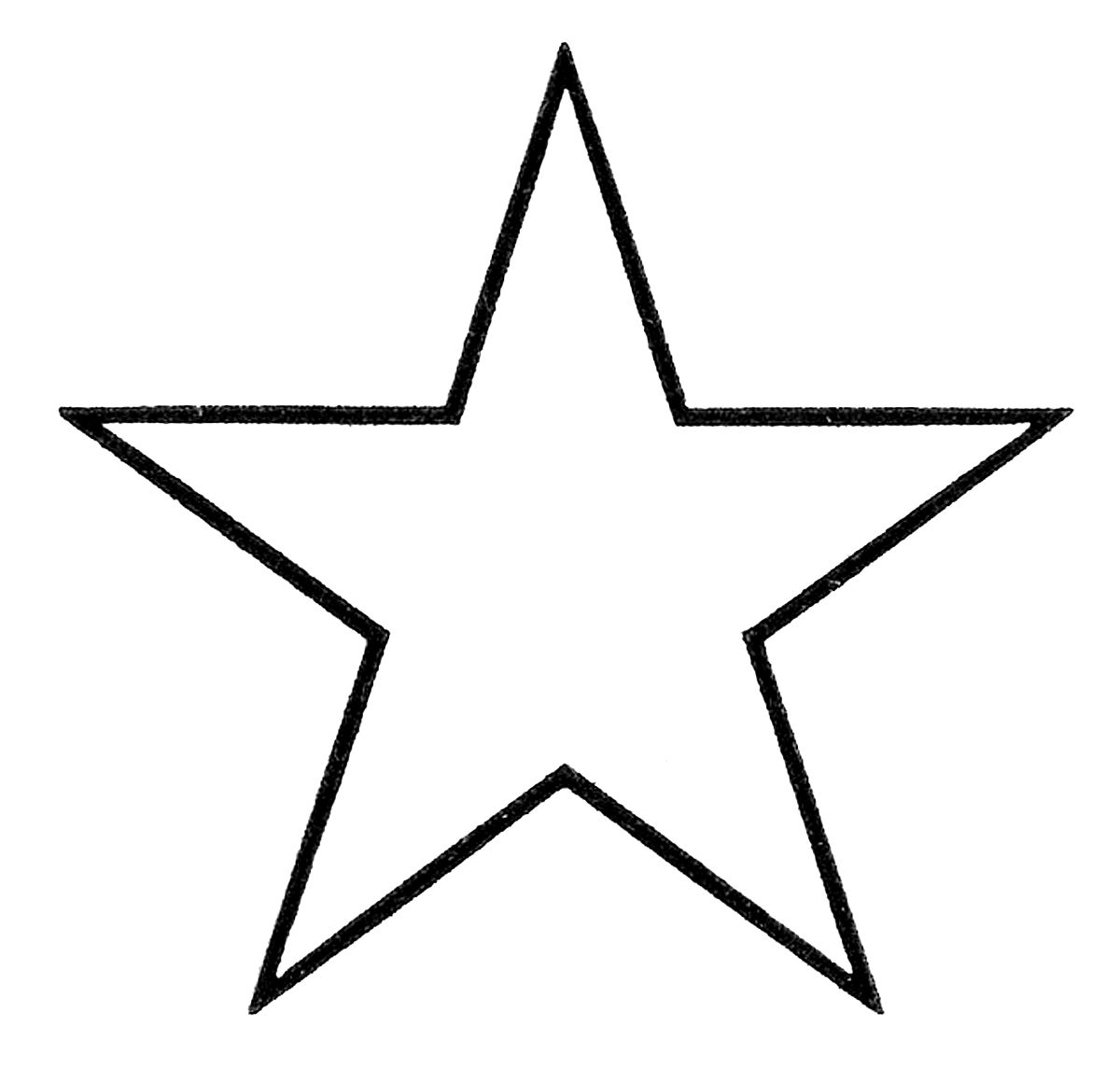 free star clipart images for teachers students web designers crafters etc to use in projects printables reports  [ 1200 x 1145 Pixel ]
