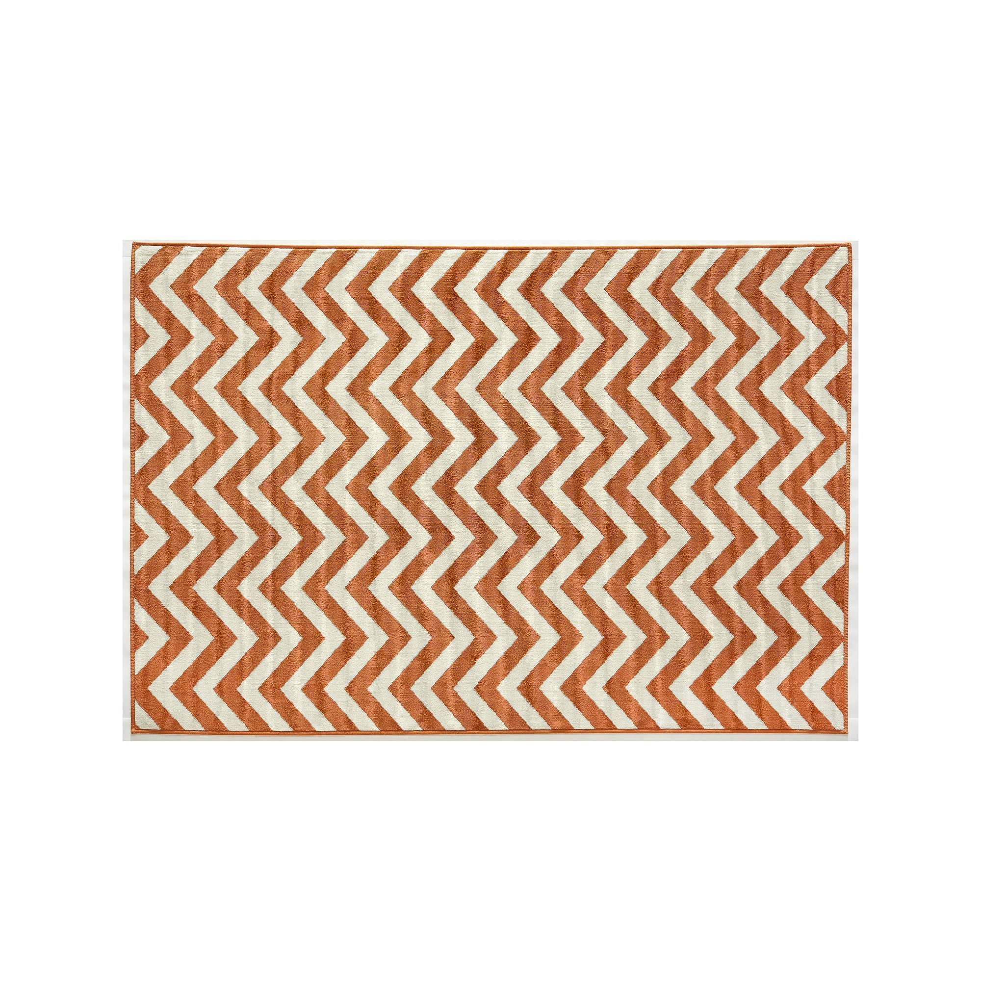 momeni baja chevron indoor outdoor rug lt green -