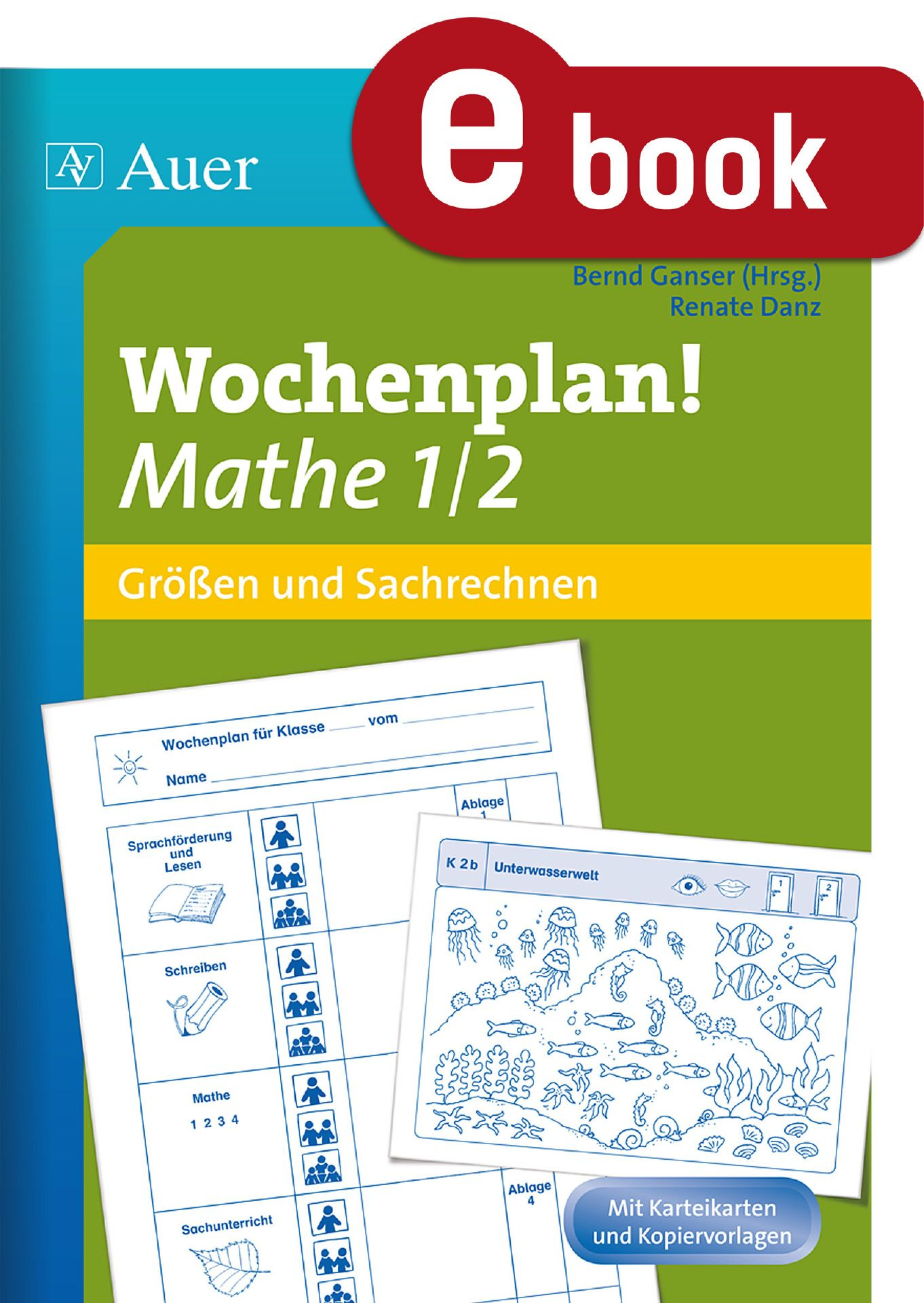 Wochenplan Mathe 1. Klasse | unterrichtsmaterialien24.de | Mathe ...