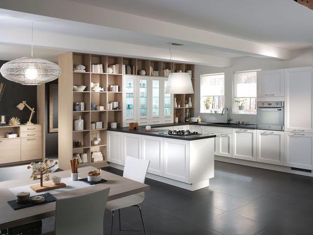Meuble de cuisine : nos modèles de cuisine préférés | Meuble de ...