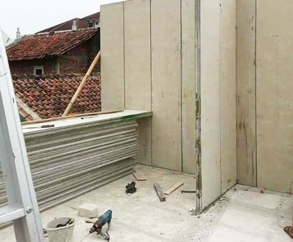 How To Install Concrete Wall Sip Building Panels Concrete Wall Concrete Precast Concrete
