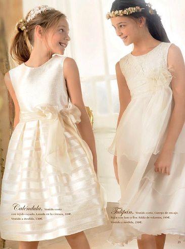 827cb08a5ec7 Vestidos de Primera Comunión | Primera Comunión | Vestidos de ...