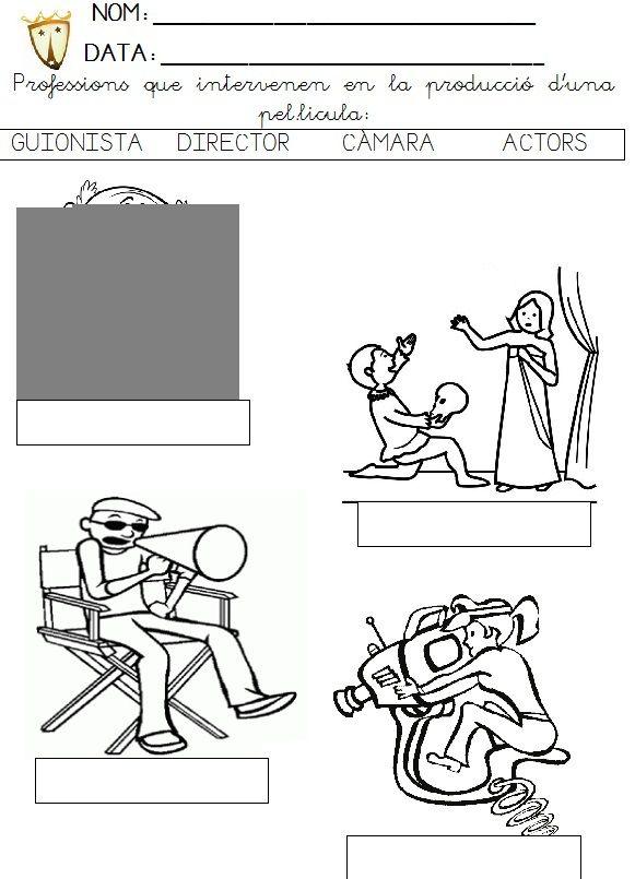 Pin De Llum Sánchez En Proyecto Cine Cine Cine Para Niños Y