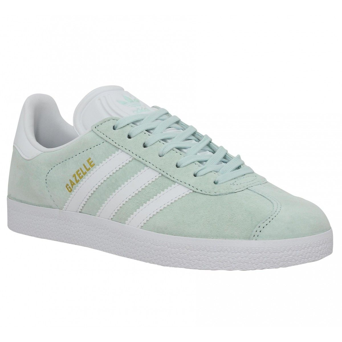 Baskets & Tennis mode ADIDAS Gazelle Ice Mint | Mode adidas