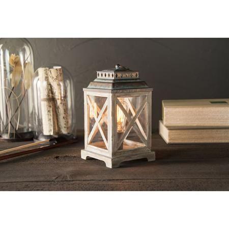 ScentSationals Edison Anchorage Lantern Full-Size Scented Wax Warmer