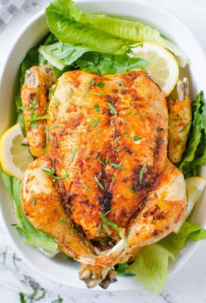 50 Easy Instant Pot Chicken Recipes | Chicken recipes ...