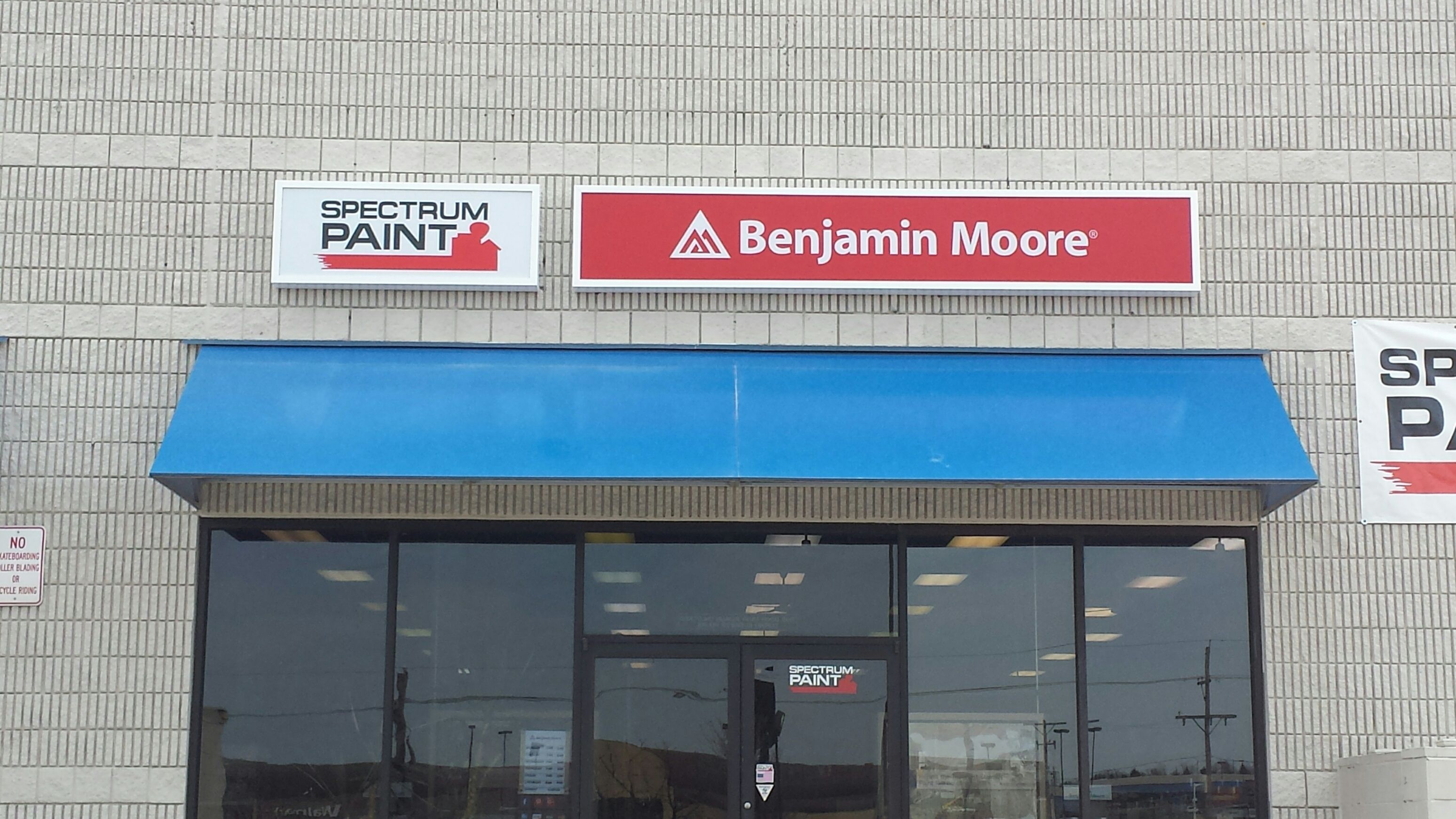 Your Local Spectrum Paint Store In Topeka Ks We Carry