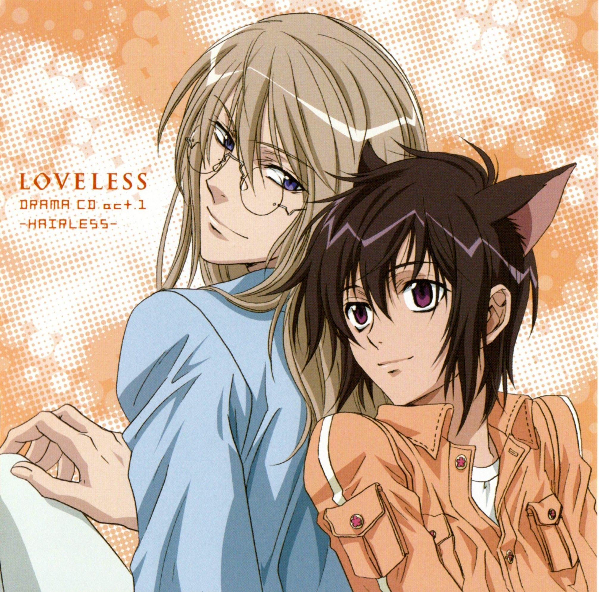 Loveless soubi and ritsuka loveless anime me me me anime anime love