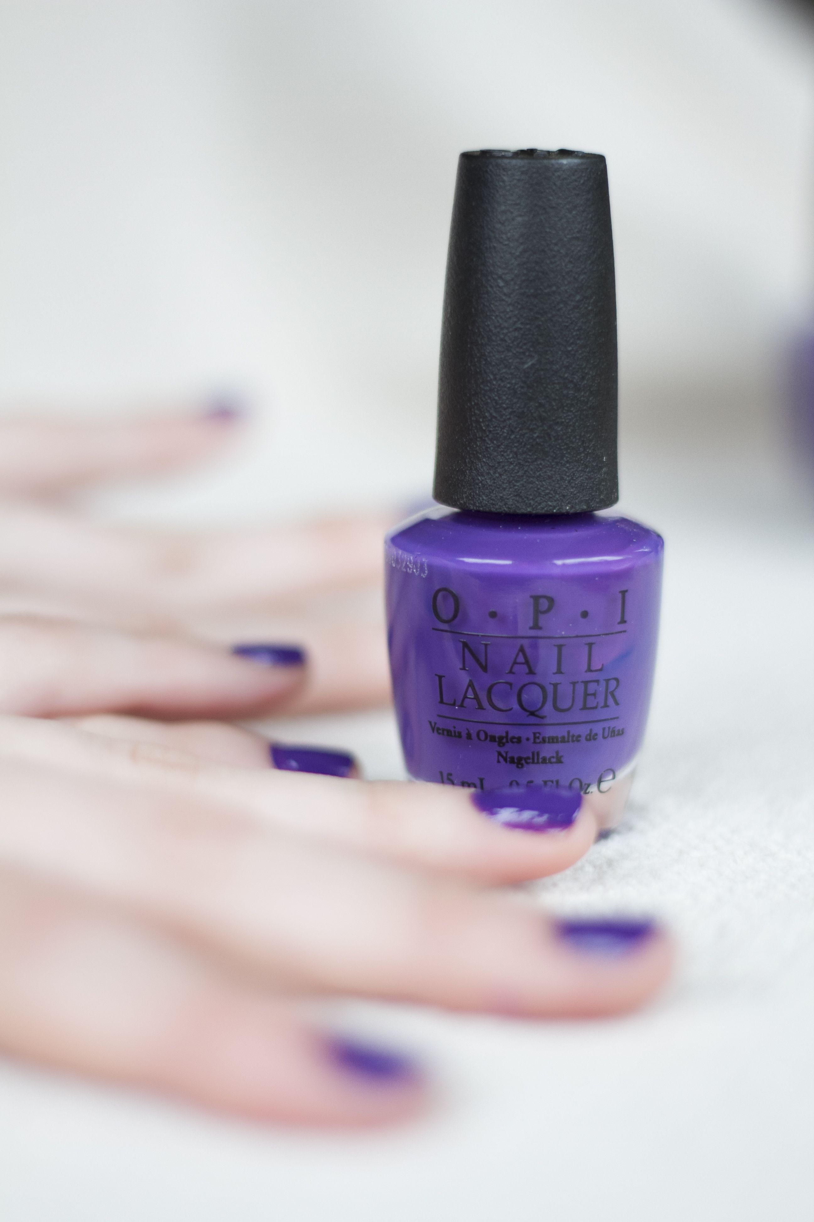 Opi Has Created Our Very Own Purple Day For Epilepsy Nail Polish Meaning