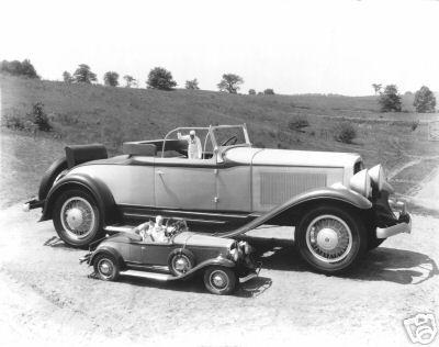Gigundo Studebaker  1931