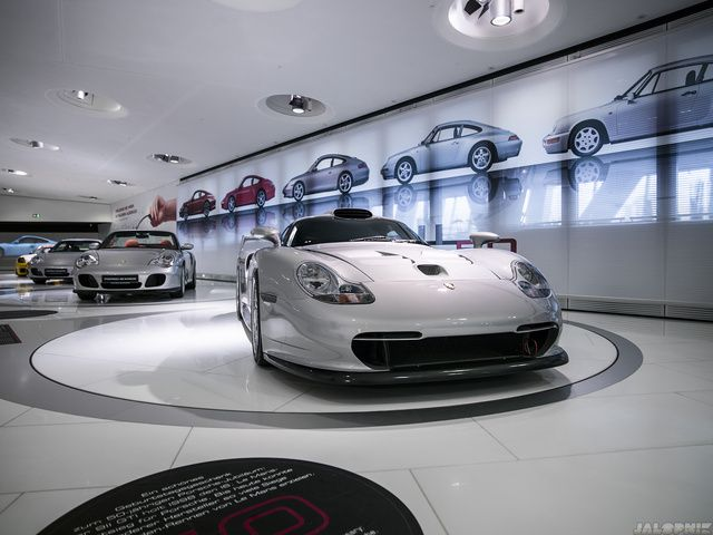Garage Design Contest By Maserati: Take A Tour Of The Stunning Porsche Museum
