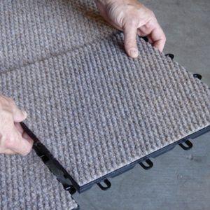 Interlocking Indoor Outdoor Carpet Tiles | http://hurlevent.info ...