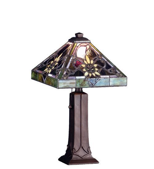 18 Inch H Solstice Accent Lamp Table Lamps