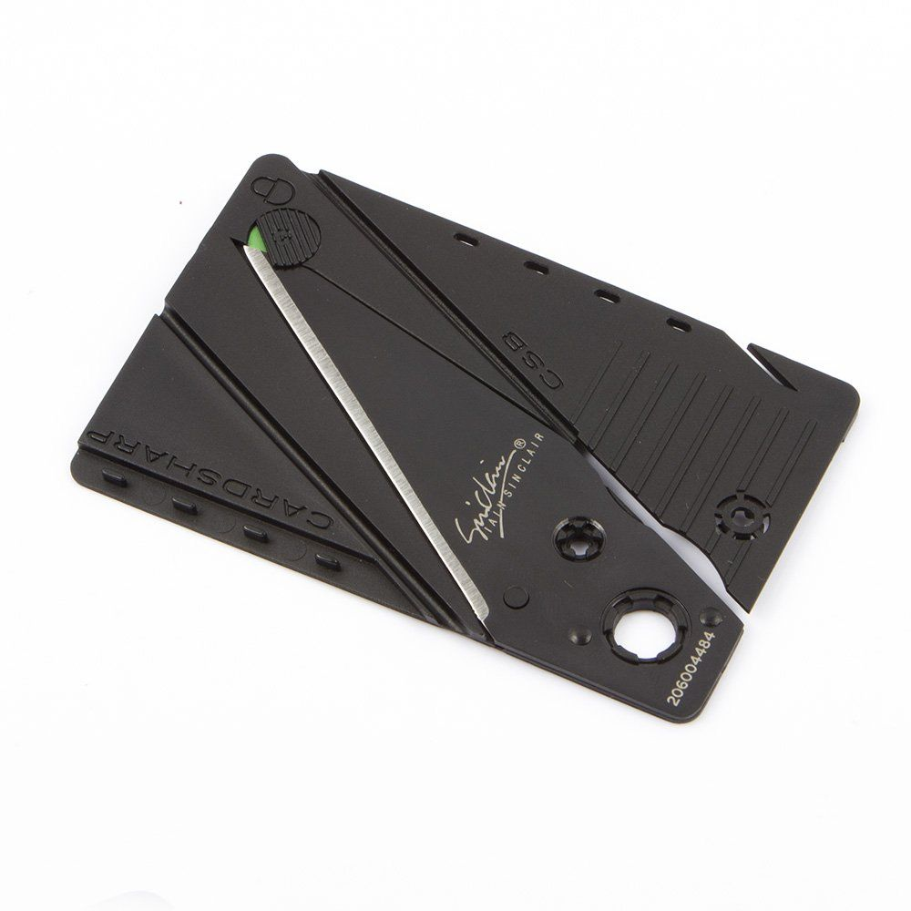 10 Pack The Latest Upgrade Credit Card Knife Folding Blade