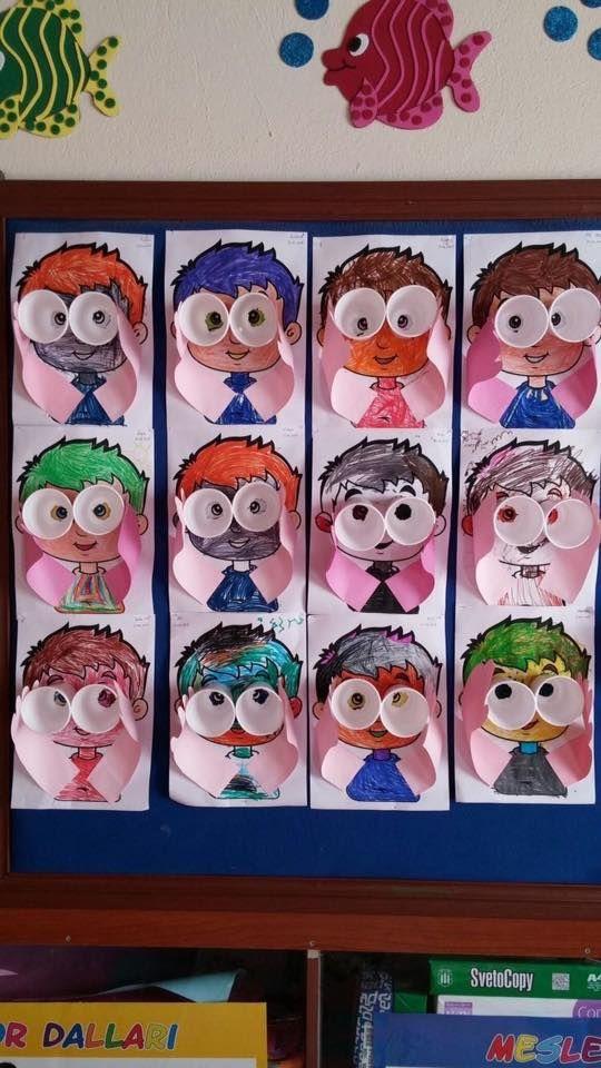 Murales Infantiles Hechos Por Ninos