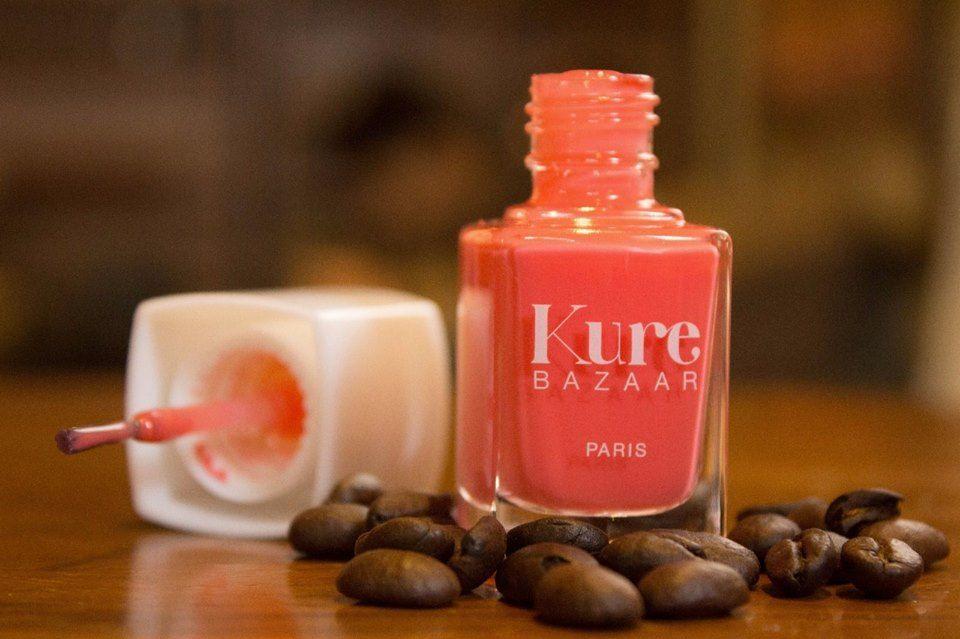 Eco Friendly, Non-Toxic & #Vegan : Kure Bazaar Nail Polish The ...