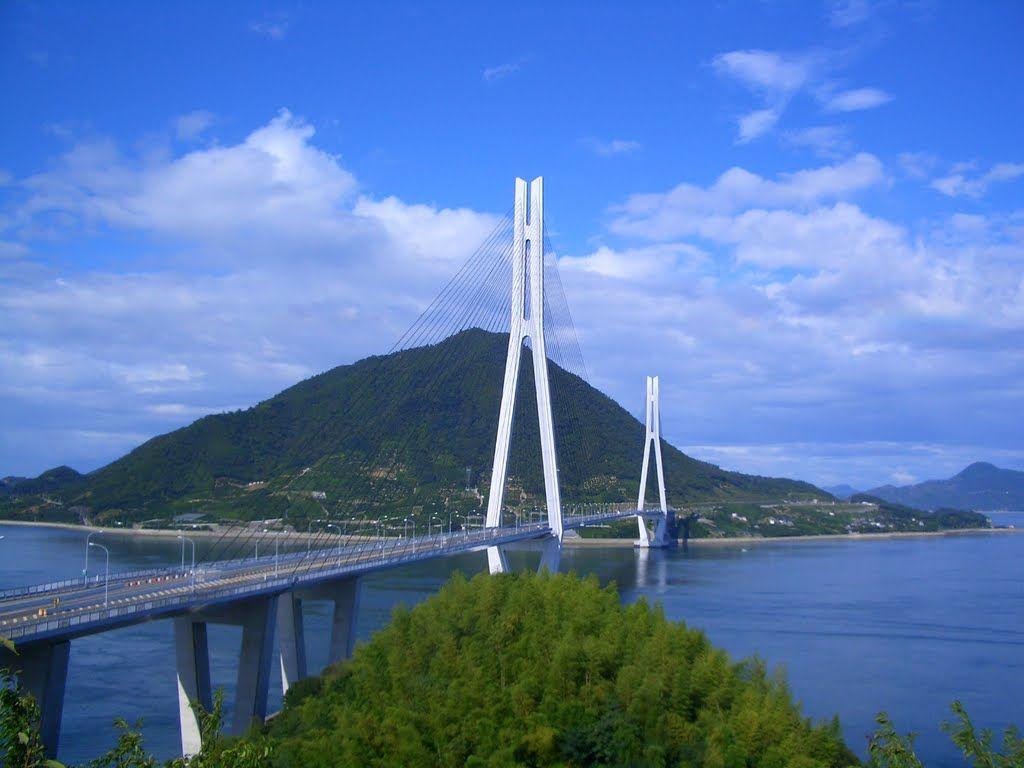 多々羅大橋 Tatara brg.