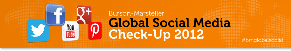 Global Social Media Check-up 2012