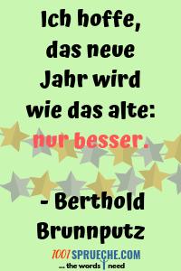 Neujahrswünsche (79 +) Schön, Originell & Lustig (mit ...