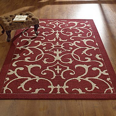 Rio Hamilton Washable Rectangle Rug Jcpenney