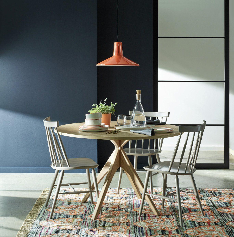 Buy Habitat Austin Oak 4 Seater Dining Table Dining Tables In