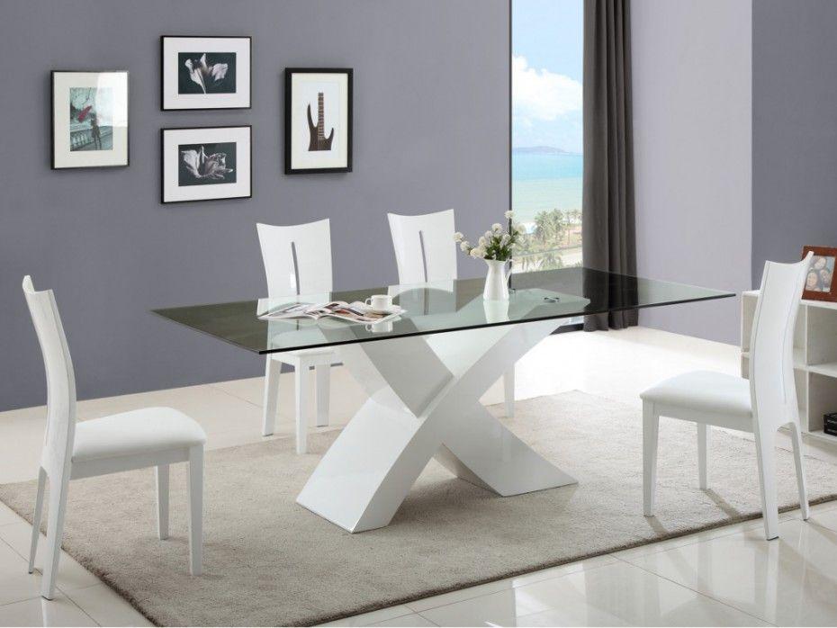 Ensemble Table 4 Chaises Hollis Table Vente Unique Ventes Pas Cher Com Decoration Maison 4 Chaises Chaise