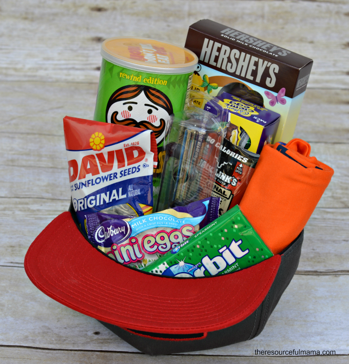 16 creative easter basket ideas your kids will love teen boys 16 creative easter basket ideas your kids will love negle Images
