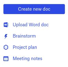Mantap Sekarang Dropbox Paper Bisa Upload Dokumen Microsoft Word Androbuntu Microsoft