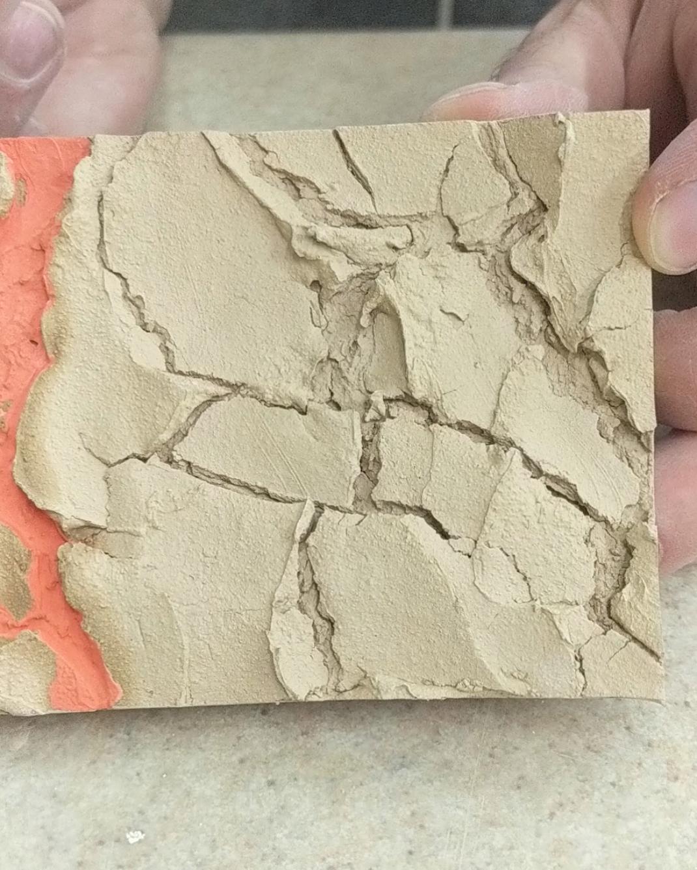 Making a lava look with underglaze Hammerly Ceramics