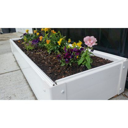 Cook Products Handy Bed Raised Garden Bed 1x4 50 With Images