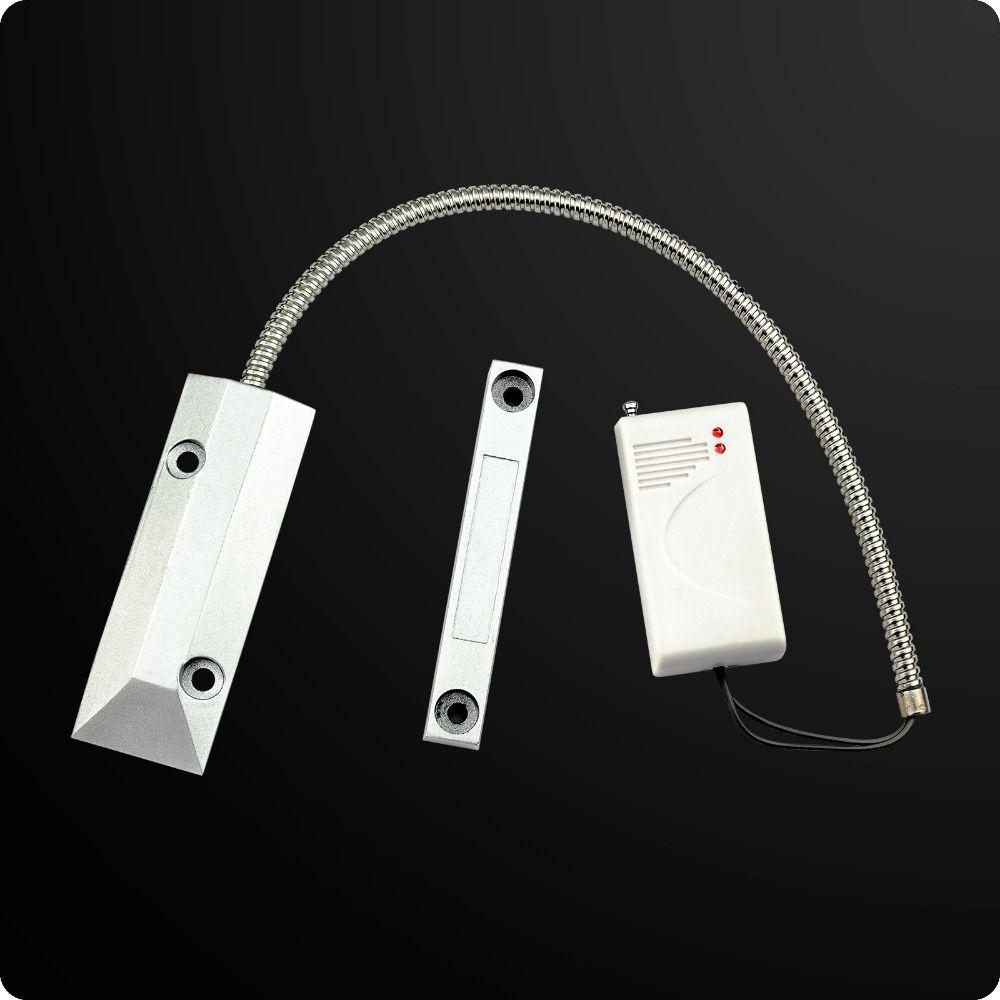 Wired Door Window Magnetic Door Sensor Contact Magnetic Sensor For