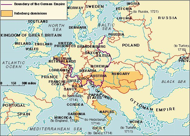 the end of absolutism in europe essay The decline of the western part of the old roman empire left europe without the laws and protection the empire had provided  essay: .