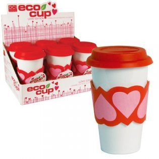 Love Eco Cups at Just Act Natural