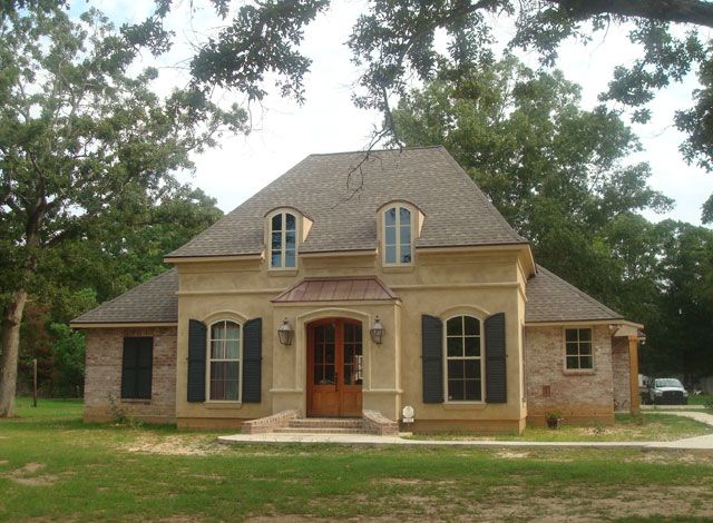 South Louisiana House Plans Home Built By American South Builders French Country House French Country House Plans Country House Design