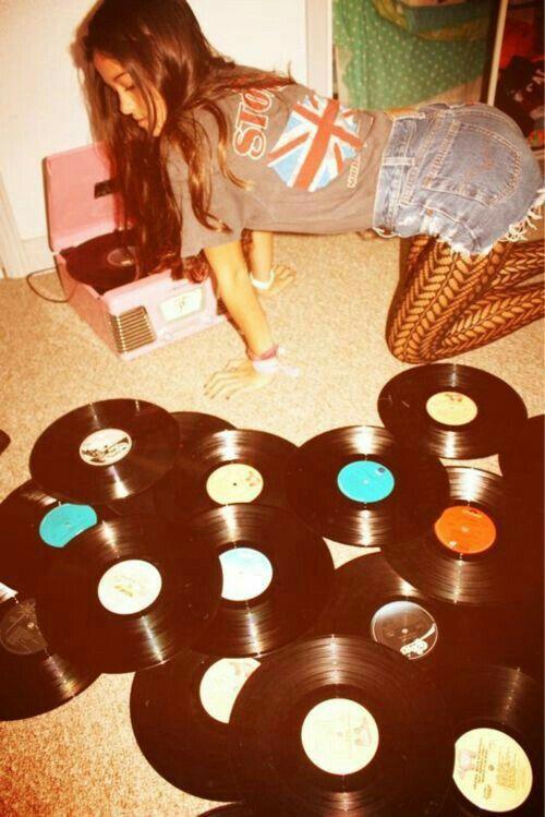 Vintage Vinyl Records, Vinyl Records, Vinyl