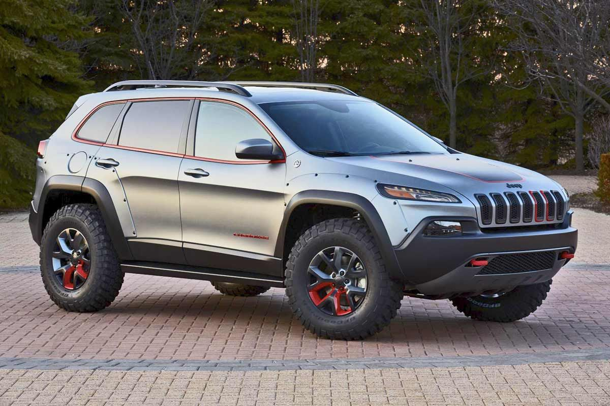 JEEP CHEROKEE SPECIAL EDITIONS 2014 Jeep cherokee